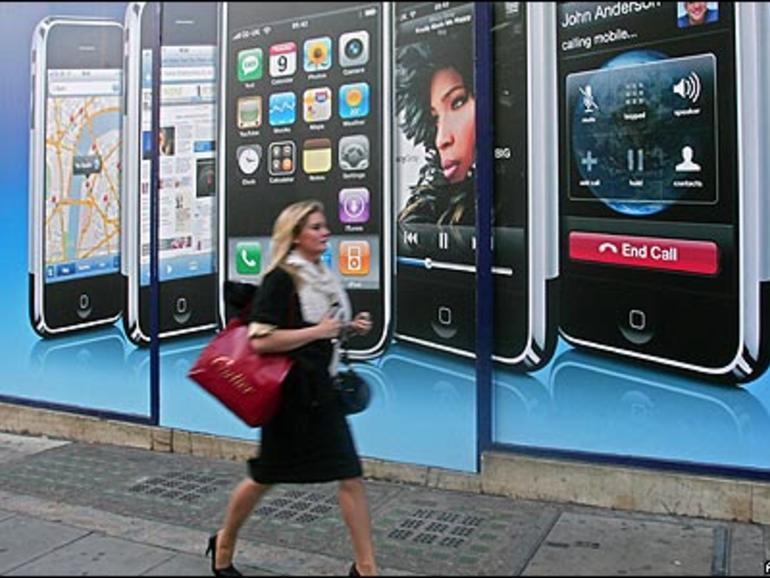 Großbritannien verbietet irreführende iPhone-Werbung