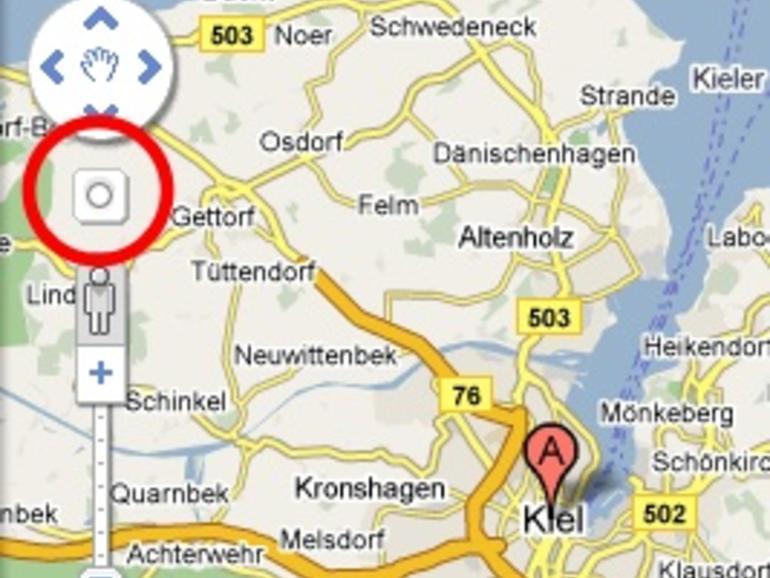 Google Maps mit Ortungsfunktion im Browser