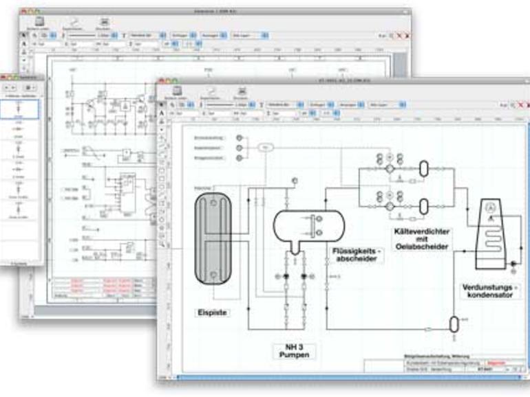 deutscher vertriebspartner f r elektro cad software macschema gefunden mac life. Black Bedroom Furniture Sets. Home Design Ideas