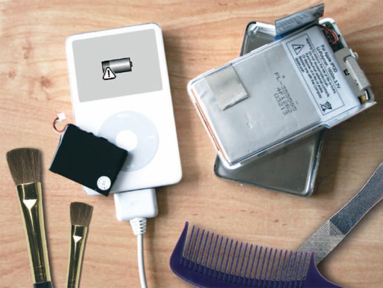 Die richtige Akkupflege beim iPod & iPhone