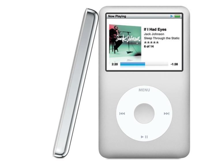 Der iPod war einst der Star in Apples Produktpalette