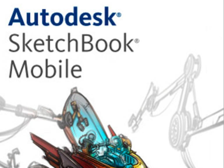Autodesk veröffentlicht SketchBook Mobile für das iPhone