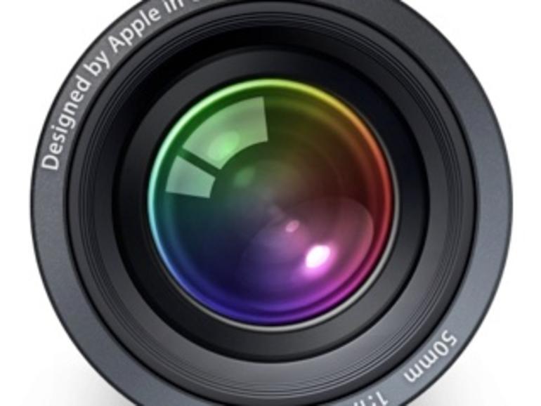In iPhoto ein externes Bildbearbeitungsprogramm einbinden