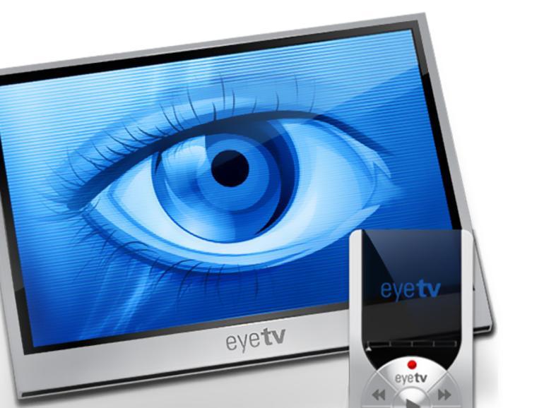 EyeTV 3.3 trickst Apple aus