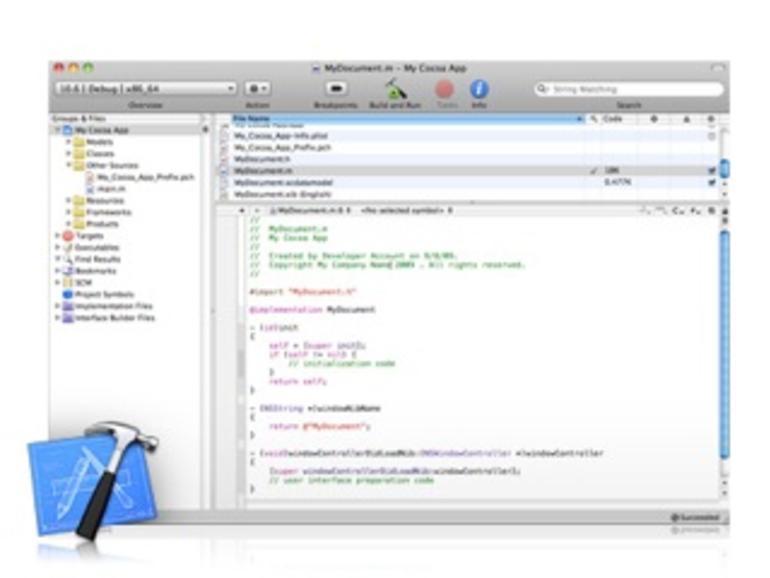 WWDC 2010: Apple kündigt Xcode 4 an