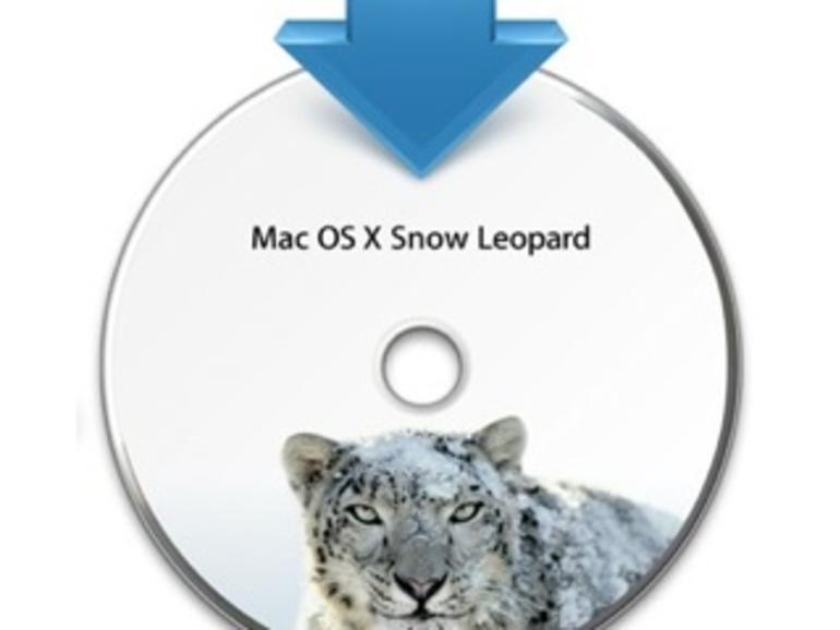 MobileMe-Nutzer erhalten ihre kostenlose Snow-Leopard-Version