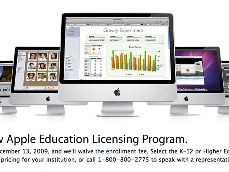 Apple startet neues Programm für Bildungseinrichtungen