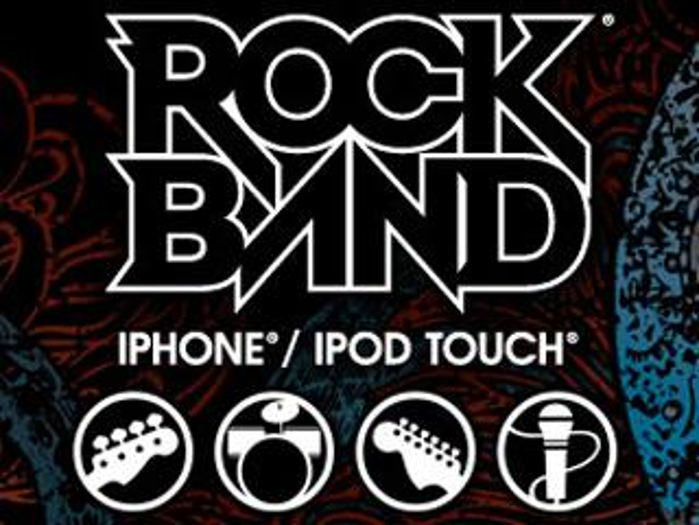 Rock-Band-Spiele für iOS werden gelöscht