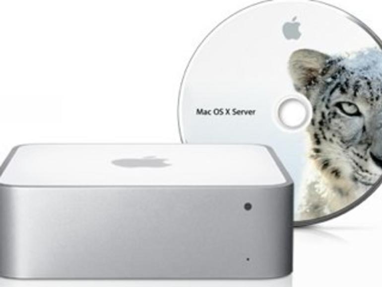 Mac mini als Server