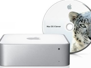 Mac mini als Server