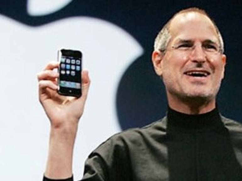 Produzent der Steve-Jobs-Keynote-Präsentation klagt gegen Apple