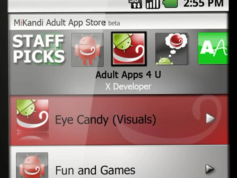 Porno App Store