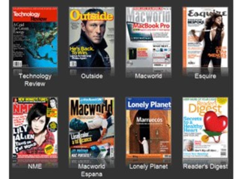 """Schon bald """"iTunes für Printmagazine"""""""