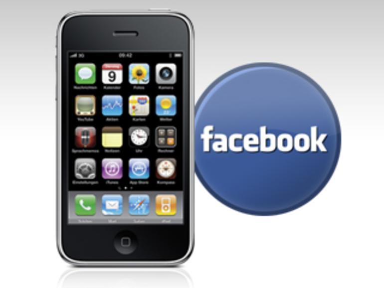 Wieder einmal: Stärkere Facebook-Integration im iPhone OS 4?