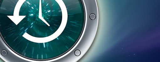 Mac OS X: Datensicherung mit Time Machine