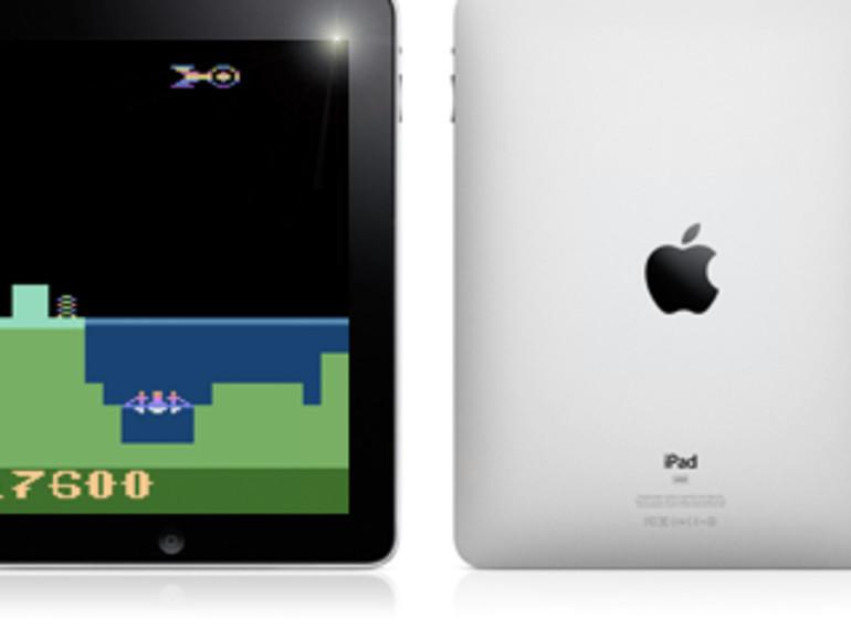 Große Pixel: SNES und ZX Spectrum auf dem iPad