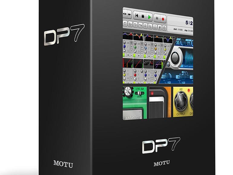 Musik-Produktion mit Digital Perfomer 7.1