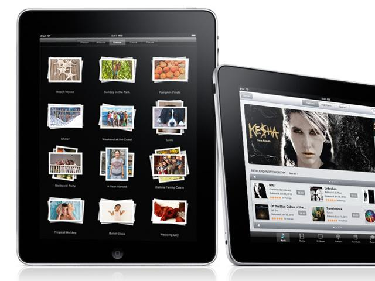 iTunes & iPhoto für das iPad