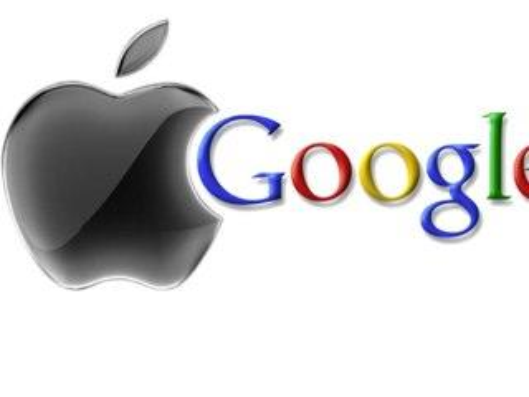 Apple und Google in Gesprächen über Patente