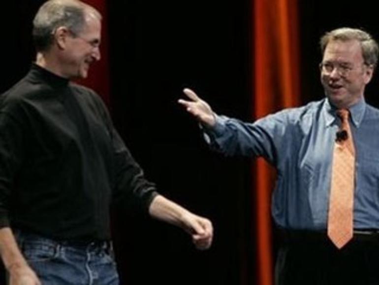 iOS vs. Android: Google-Vorstand Eric Schmidt sieht Apple als Verlierer