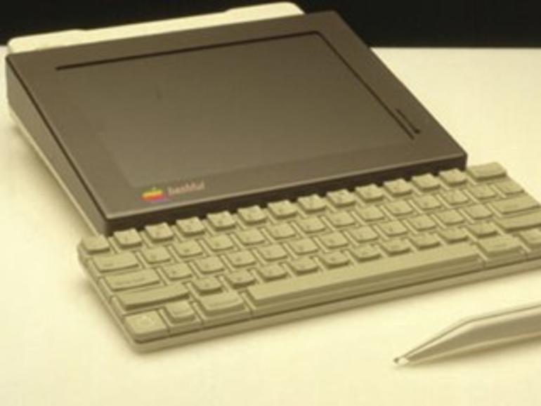 Zeitreise: Das Apple-Tablet anno 1983