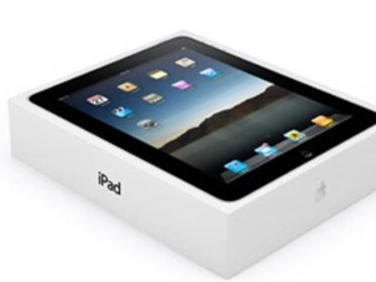 Offiziell: Das einmillionste iPad ist über die Ladentheke gegangen