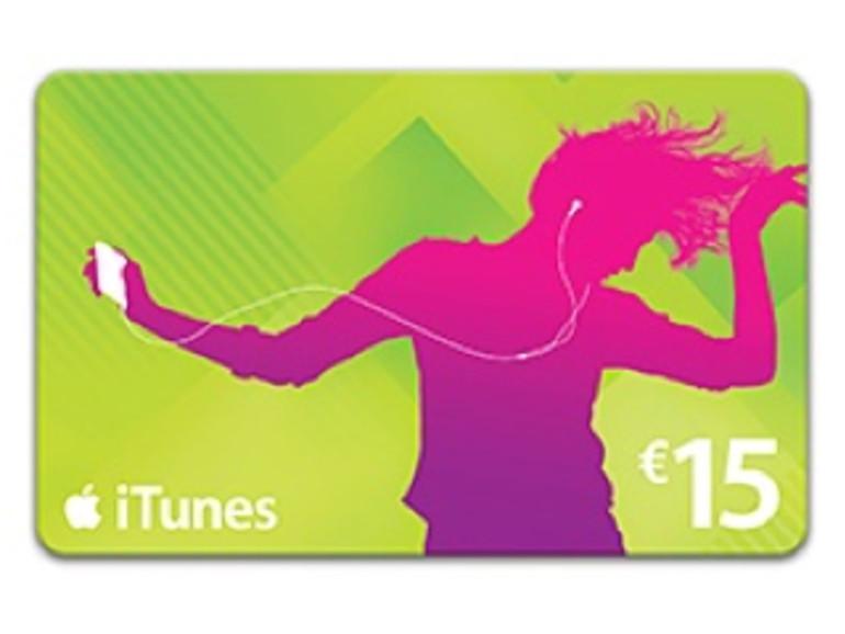 iTunes-Karten günstiger: Media Markt und Co. locken mit Schnäppchenpreisen