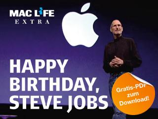 Gratis-PDF: Happy Birthday, Steve!