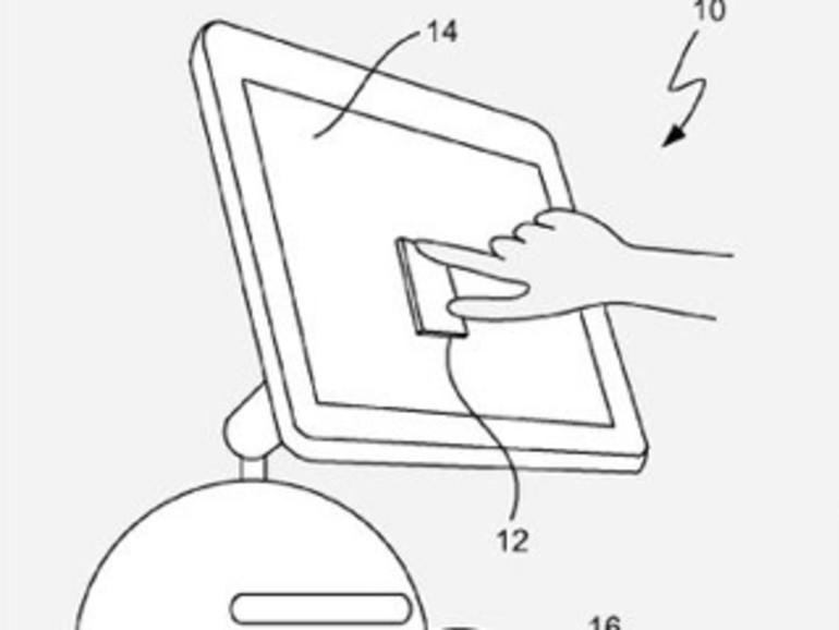 Zukünftige Macs mit Touchscreen?