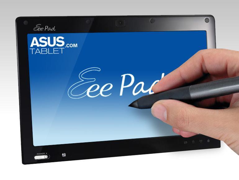 """Asus: """"iPad nur ein iPhone mit großem Bildschirm"""""""