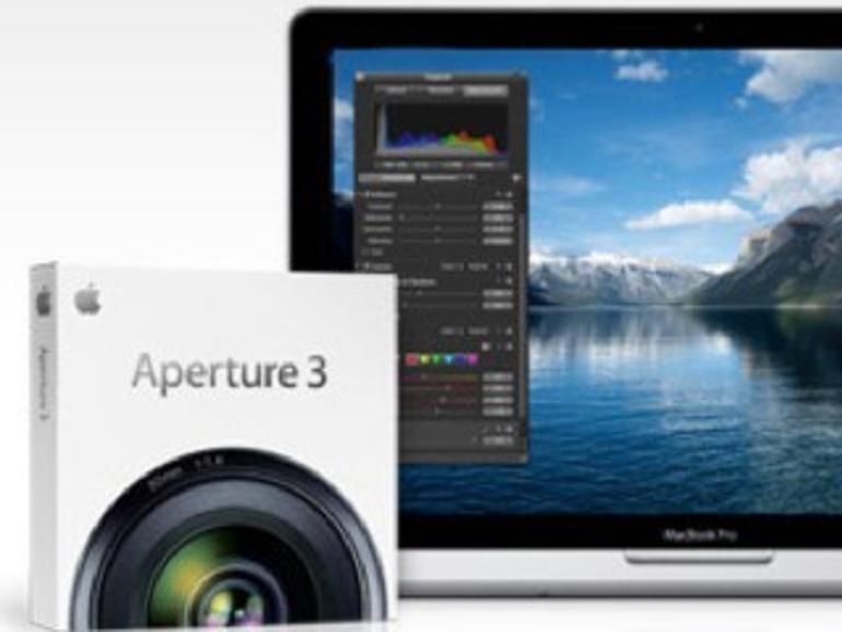 Apple veröffentlicht Aperture-Update