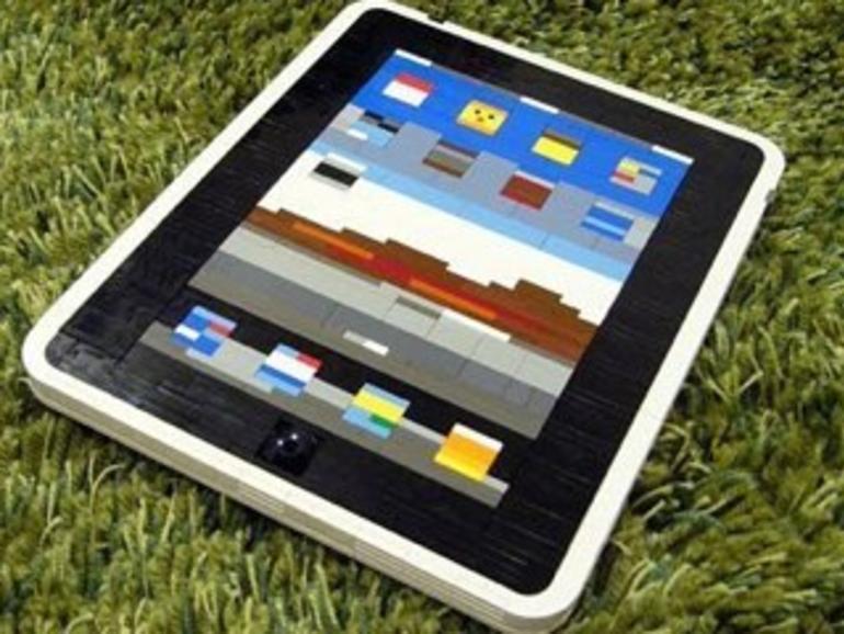 Das Lego-iPad