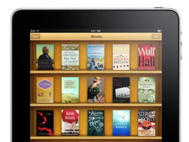 Apple veröffentlicht iBooks 2.0.1
