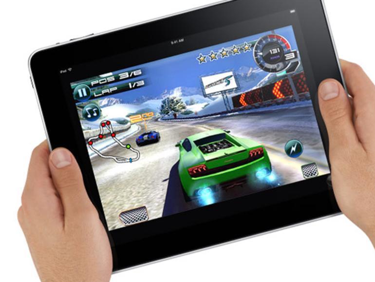 iPad-4-Ladegerät lädt das iPad 3 deutlich schneller