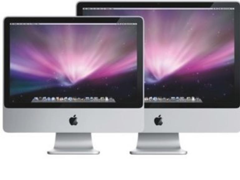Auch iMac-Lieferbestände werden knapp