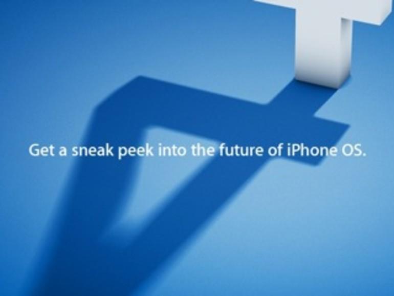 Apple präsentiert iPhone OS 4.0 am 8. April