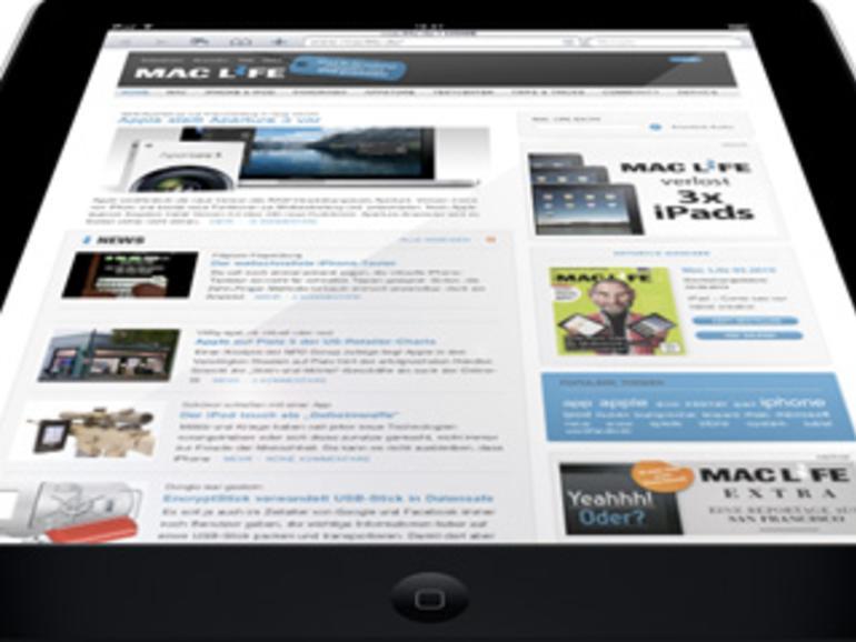 Apples Rundumschlag: Neue Support-Dokumente für iPad-Nutzer