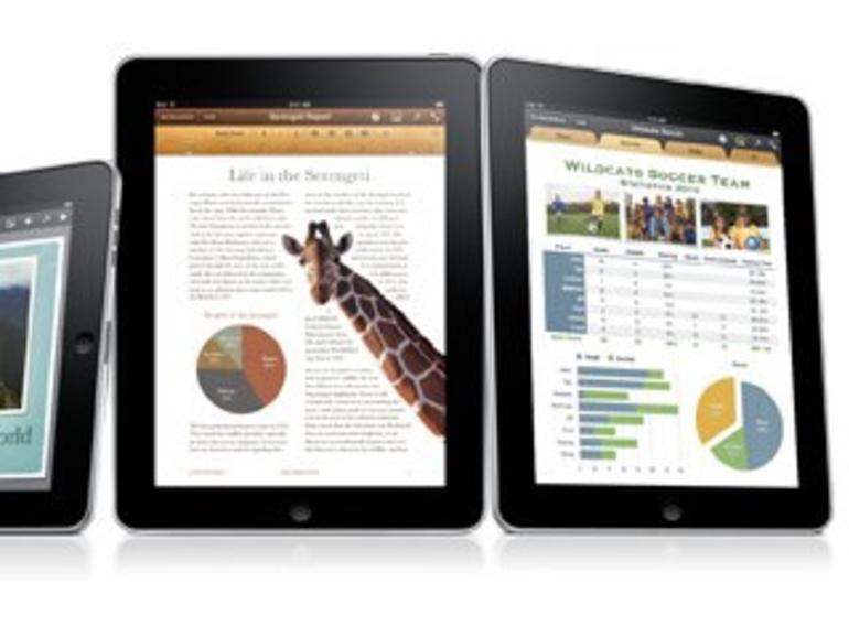 Apple aktualisiert iWork für iPad