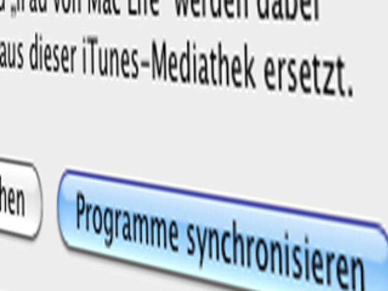iTunes Bibliothek mitsamt Apps & Synchronisation auf einen anderen Mac umziehen