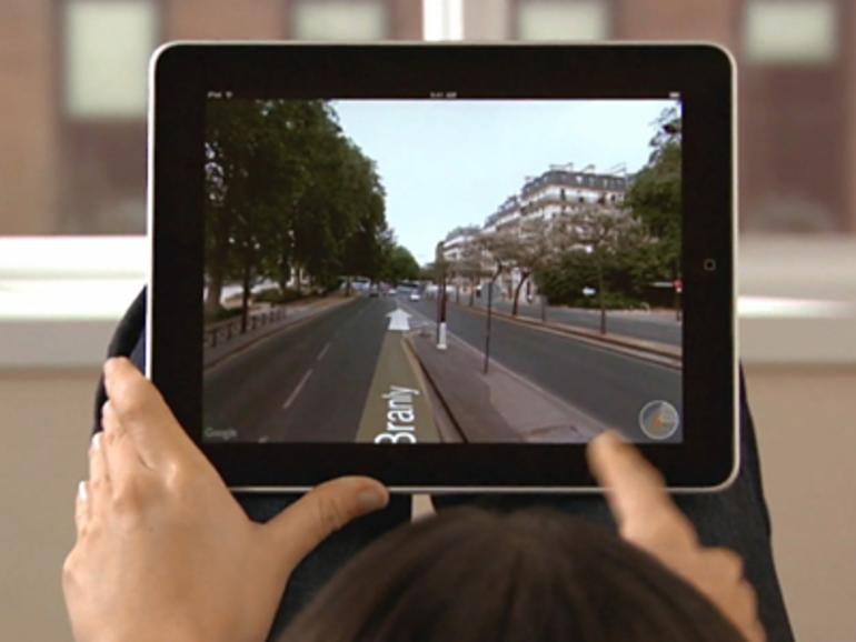 Neue iPad-Einführungsvideos zeigen App Store und Maps