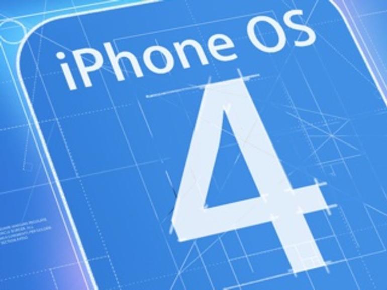 Hacker arbeiten an iPhone OS 4.0 für das iPhone classic