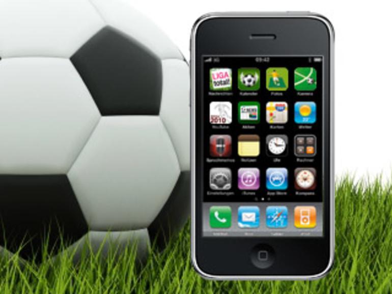 Die besten iPhone Apps zur Fußball WM 2010 in Südafrika