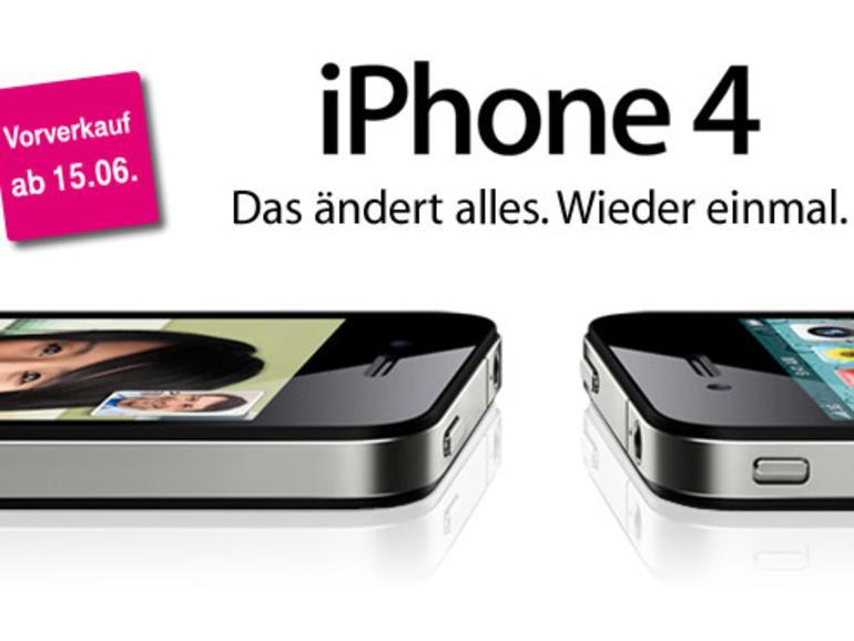 <b>iPhone bei T-Mobile:</b> Mit einer breiter angelegten Vertriebsstruktur könnte Apple sich noch mehr Kunden erschließen.