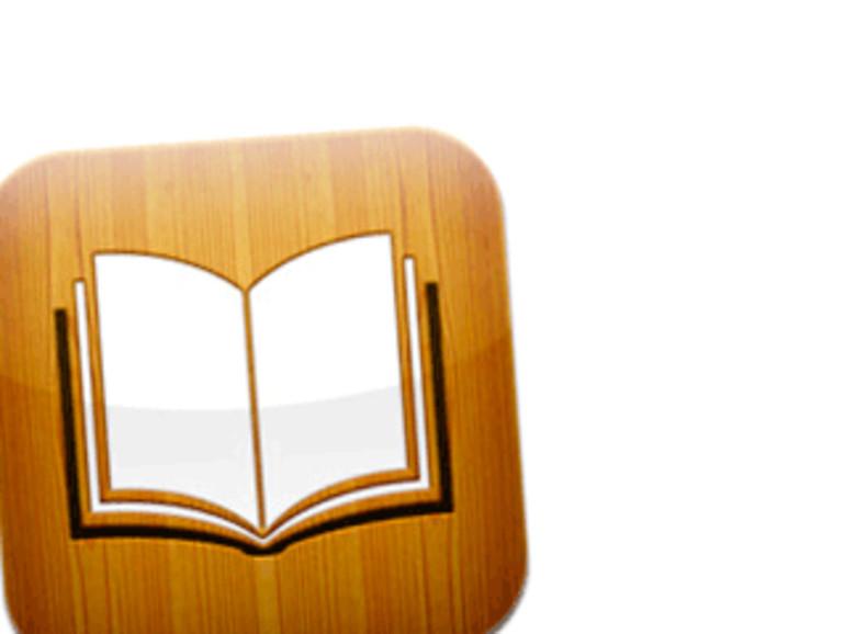 Hinweis auf iBooks 3.0 im französischen App Store