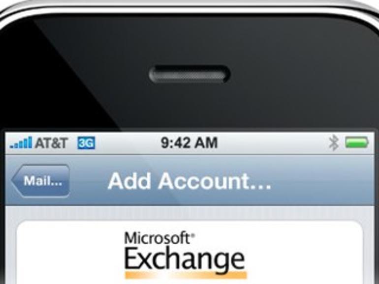 Eingestellte Exchange-Unterstützung überrascht Apple-Store-Angestellte