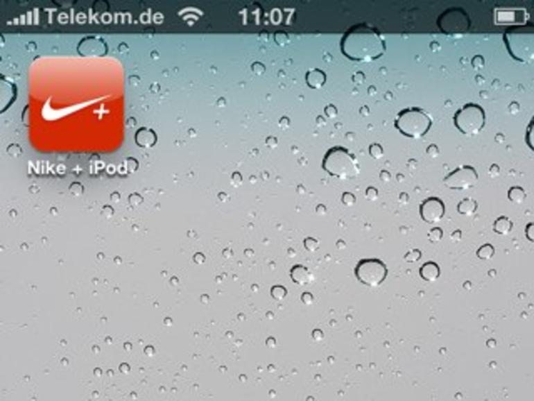 Probleme bei der Verwendung von Nike+ und iOS 4?