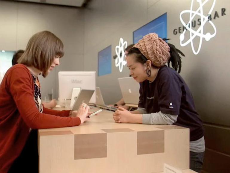 Geheimes Apple-Store-Treffen könnte neue Genius-Bar-Angebote zum Thema haben