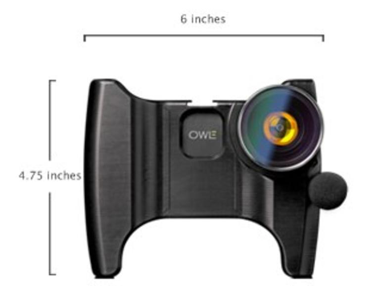Canon-EF-Objektive mit dem iPhone 4 verwenden