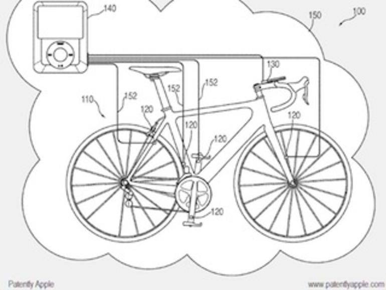 Patentantrag: Apple plant das intelligente Fahrrad