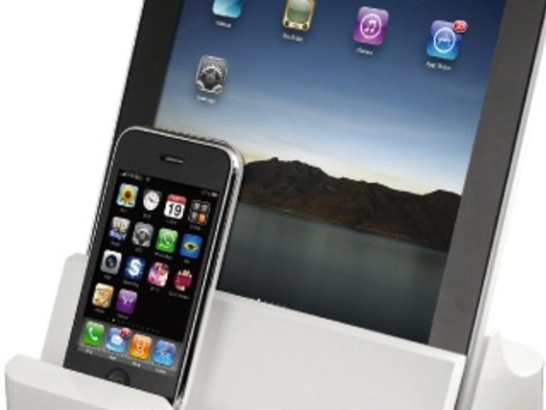 iPADock - iPhone/iPad-Dock in XL